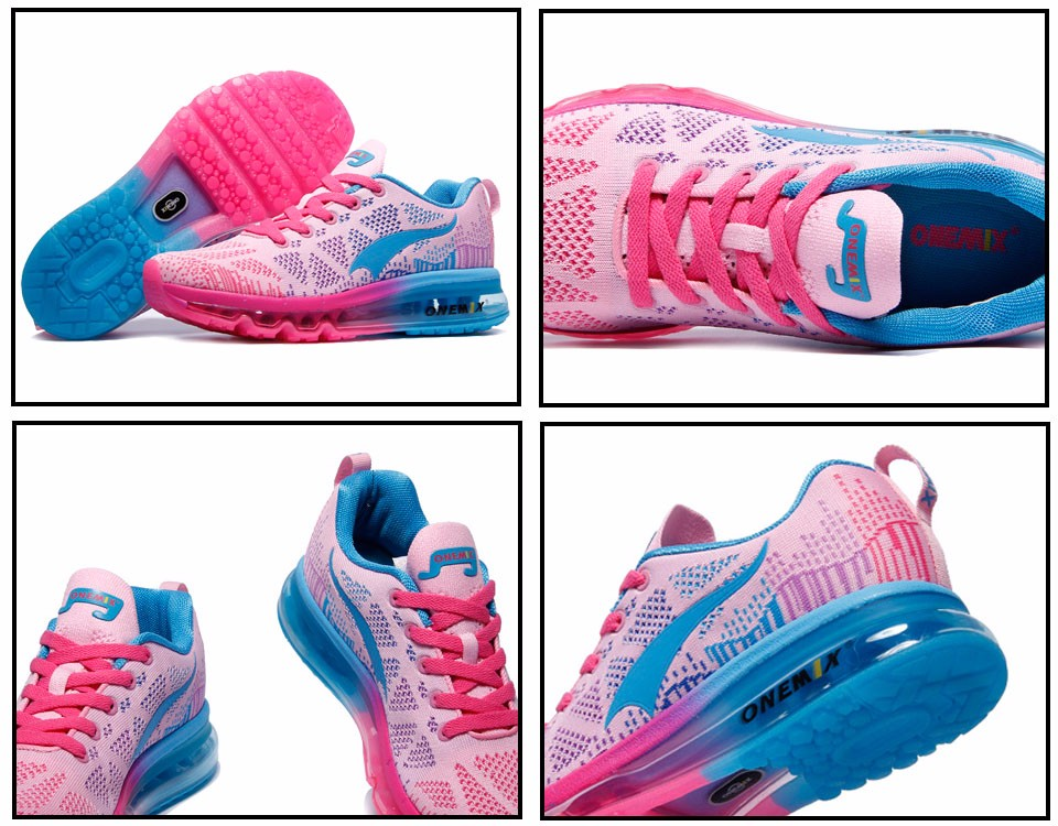 Onemix Running Shoes Men Sneakers For Women Sport Shoes Athletic Zapatillas Outdoor Breathable Original Shoes For Hombre Mujer 12