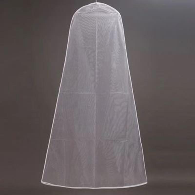 Hot Sale Garment Dress Cover Long Bridal Wedding Dresses Gown ...