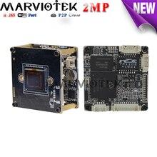Cctv surveillance 2MP Starlight caméra ip module Sony IMX185 H.265 wifi port audio alarme port soutien