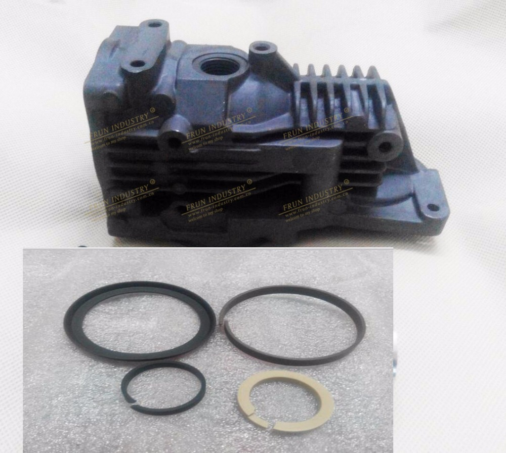 air suspensions parts compressor for Mercedes W164 gas ylinder gasket with rings air shock pumps accessaries for w164 w251 w221 38cm x 23cm air compressor rubber gasket oil level sight glass 26mm