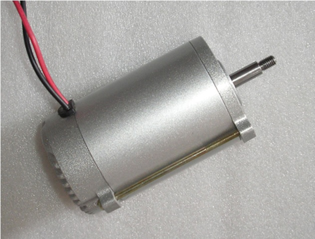 Rare Earth Permanent Magnets High Power DC24V 350W Motors 1.11N.m. 76mm diameter