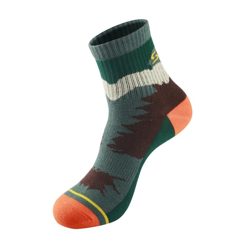 3 pairs Spring Summer Thin Socks Mens Cotton Outdoor Sport Running Socks S007