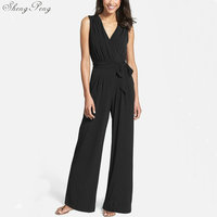 Elegant Jumpsuit Boho Jumpsuits For Women 2018 Holiday Bodysuit Women Fashion Rompers Rompers Womens Jumpsuit Q435