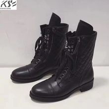 Winter Boots Fashion Really Female Brand