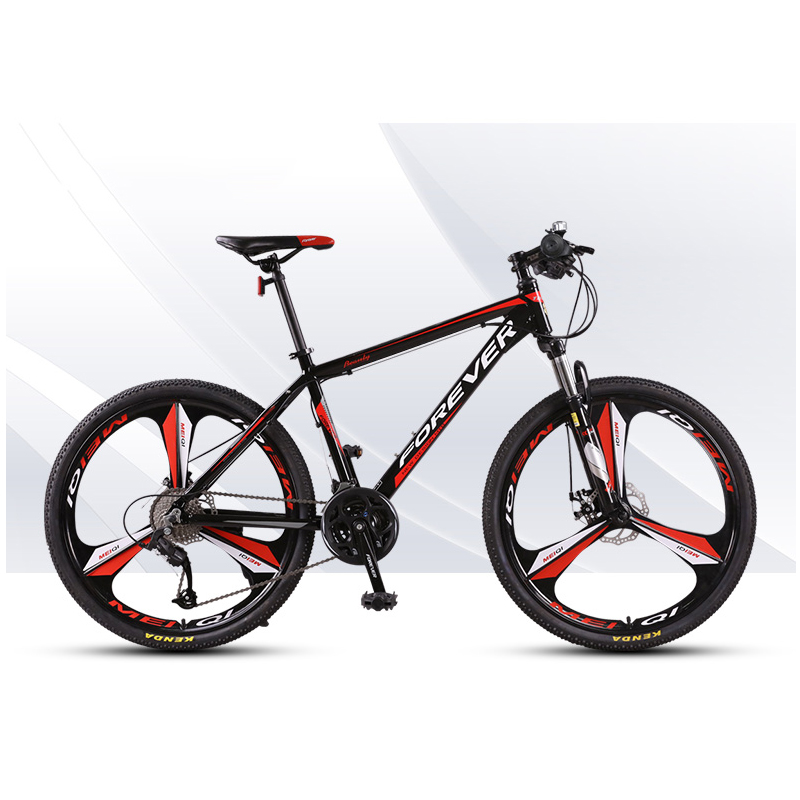 24 Speed 27 Speed All-in-One Mountain Bike Male Student Teenage Variable Speed Cross-Country Bike
