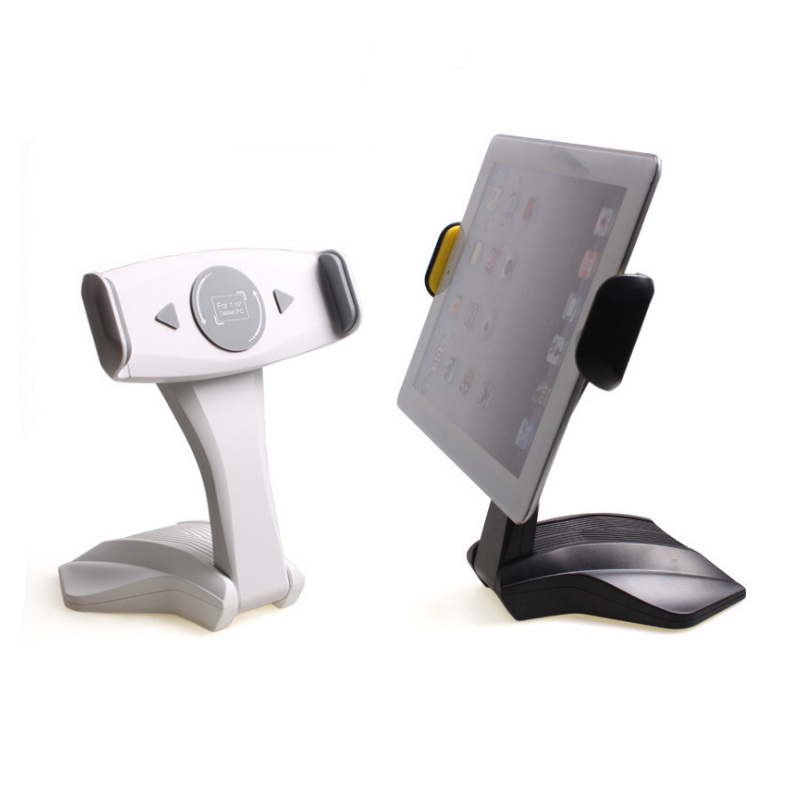 360 degree universal Tablet Stand Adjustable Pad table Stand Desktop Holder Dock Silver for new iPad, tablet стоимость