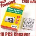 1200 мАч SLB-0837 0837 0737 K7005 ФНП-40 D-Li8 KLIC-7005 Аккумулятор для SAMSUNG i5 i6 i50 i70 L50 L60 L73 L80 L150 L700 NV3 NV5 NV7