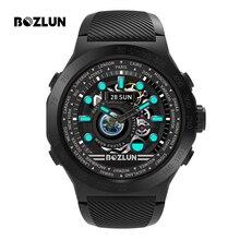 Bozlun Смарт-часы для мужчин IP68 Водонепроницаемый трекер физической активности Bluetooth Smartwatch вызов напоминание о частоте пульса шагомер часы W31