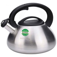 Stainless steel kettle home large capacity boiling water universal stove 3L