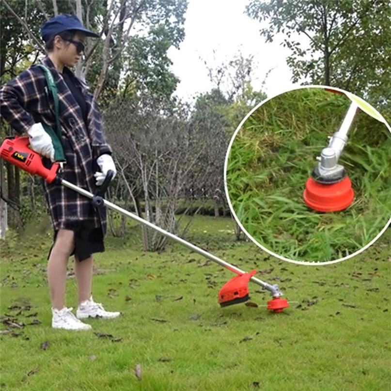 New Petrol Trimmer Head Replacement Strimmer Bump Feed Line Spool Brush Cutter Grass Drop Shipping aluminum grass trimmer head with 4 lines brush cutter head thread nylon grass cutting line head for strimmer replacement