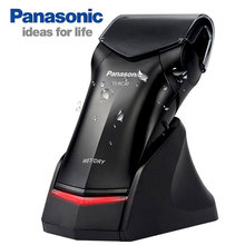 Professional Panasonic Portable Electric Shaver ES RC30 Rechargeable Single Head Dyr&Wet For Mens Reciprocating  Electric Razor