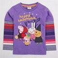 Bobo choses niños ropa niños ropa niños camisetas de algodón de impresión tops niños primavera/otoño embroma la ropa ropa de los muchachos A4550