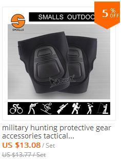 tactical protective knee pads set