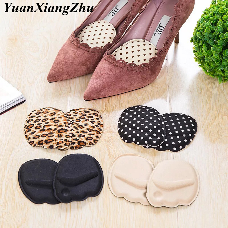 1Pair Soft High Heels Half Yard Mat Arch Only Eat Orthopedic Insert Insole Foot Forefoot Protection Pad Women1Pair Soft High Heels Half Yard Mat Arch Only Eat Orthopedic Insert Insole Foot Forefoot Protection Pad Women