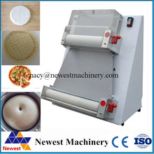 NT-DR1V electric stand stainless steel pizza dough roller machine pizza making machines dough sheeter fo rgood sale