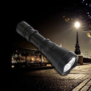 Image 2 - 5000 Lumen 3* T6 LEDs Diving Flashlight LED Diving Torch Lantern Waterproof 60m Diver Flash Light Lamp 18650 / 26650 Torche