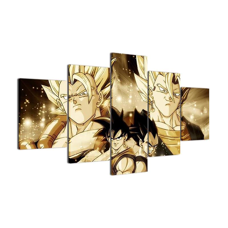 Goku Lukisan Kelebihan Modular 9