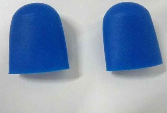 5 pairs/10 pz Gel di Silicone Big Toe Tubo Piede Calli Remover Vesciche Gel Borsite Toe Finger Protector Toe della protezione Della Copertura