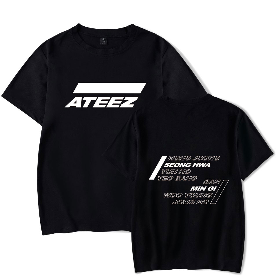 Ateez T-Shirts Collection 2020