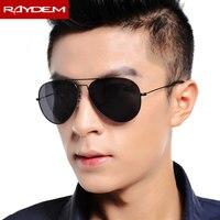 2018 Raydem Oculos Masculino New Arrival Hot Sale Oculos De Sol Feminina Glass Sunglasses Men And Goose Mirror Driving Glasses