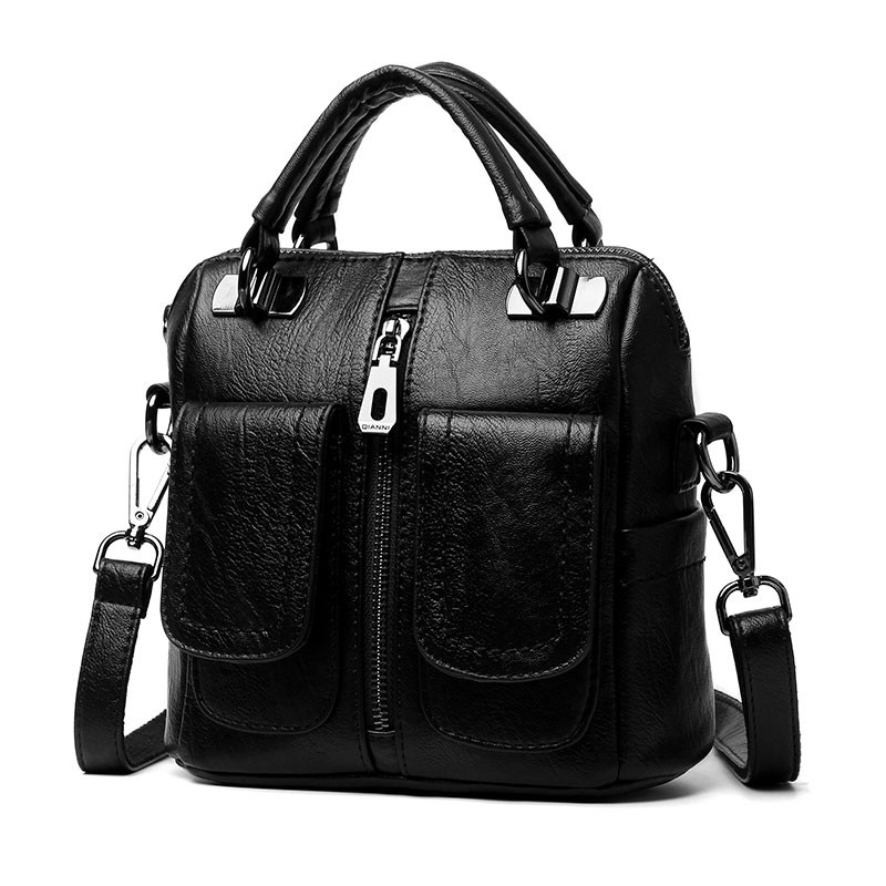 Luxury Handbags Women Bags Designer Double Pocket Shoulder