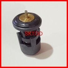 Engine Coolant Thermostat 032121110B 032121110P 032121111 For VW Bora Caddy II Golf III IV V Fox Lupo Beetle Polo Vento