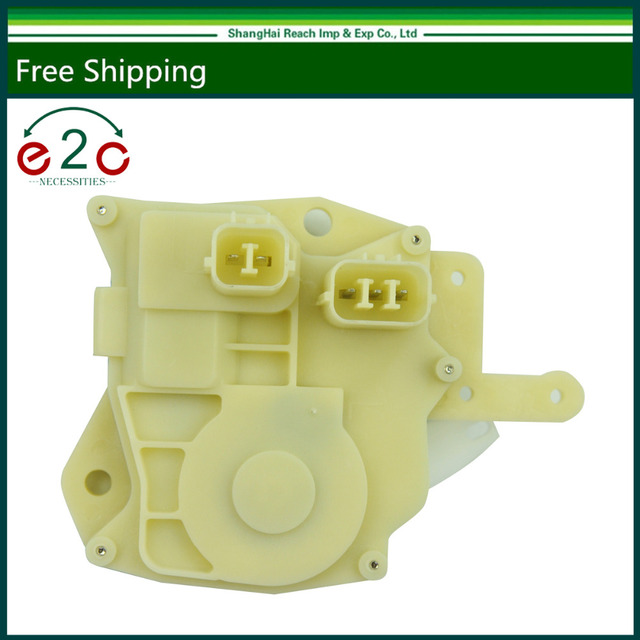 E2c Free Shipping New Insight Door Lock Actuator Front Left Side Fit For Honda Odyssey Civic 72155 S84 A11
