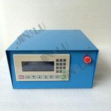Pendulum Type Automatic Welding Oscillator Weaver PLC Controlled Motorized Mechanism Welding Positioner  Turntable