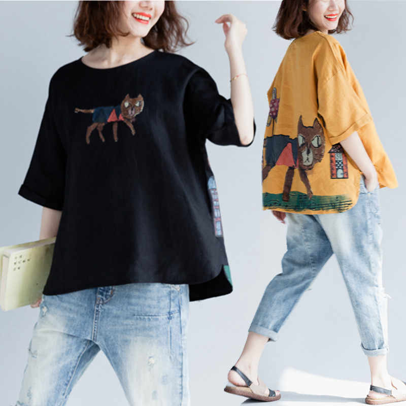 7aa1f7d3ac6e0 Detail Feedback Questions about Plus Size 4XL 2018 Summer Women ...