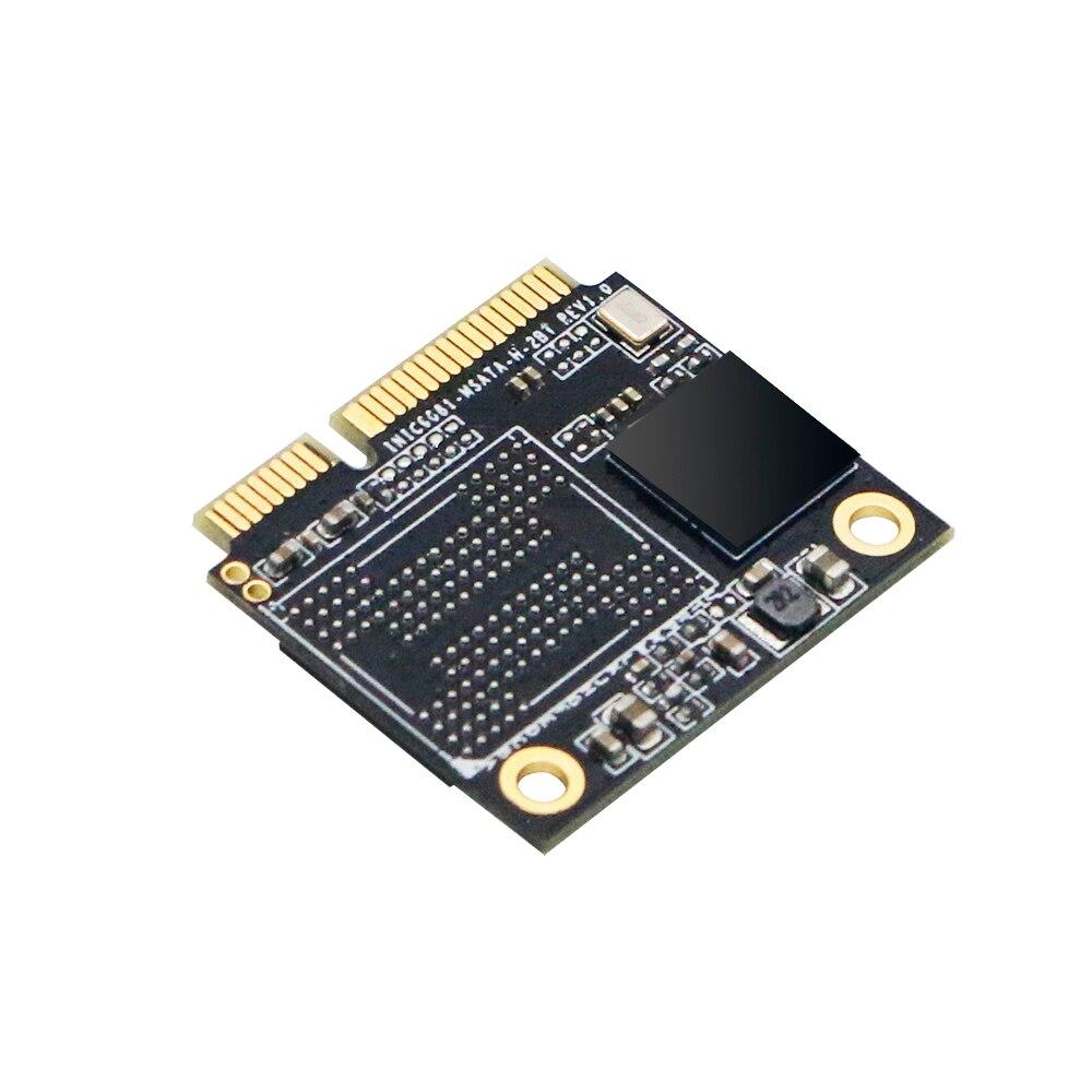 KingSpec Halbe Größe mSATA SSD 120 gb 240 gb 256 gb 512 gb SATA3 Interne SSD Festplatte HDD Mini mSATA für DELL M6700 Asus Laptop