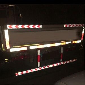 Image 5 - 5CM X 50M אופני קרוואן רפלקטור קלטת בטיחות אזהרת אור מחזירי מדבקות רעיוני עבור אוטומטי אופנוע מדבקות לרכב מדבקה