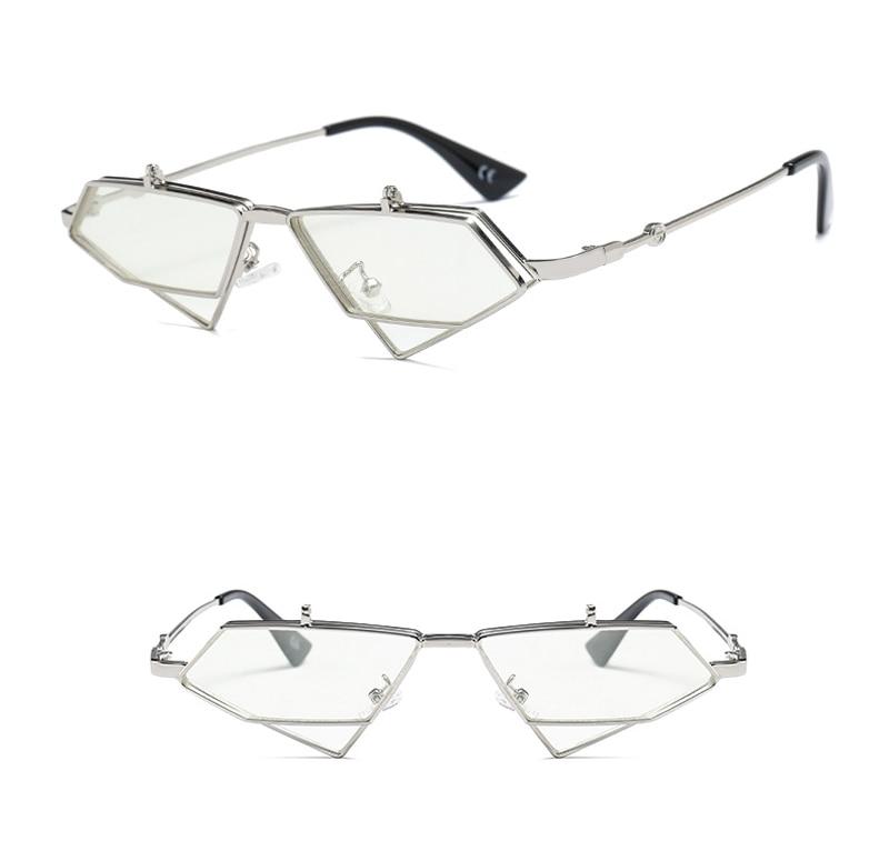 flip up sunglasses men punk style detail (9)