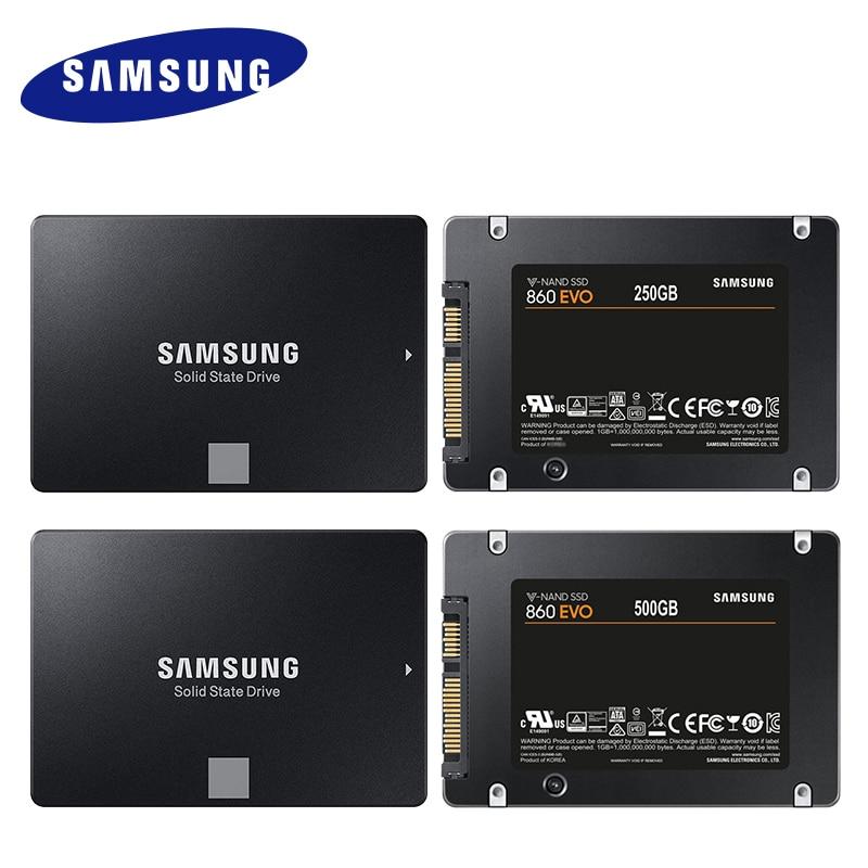Image 4 - SAMSUNG SSD 850 120GB 860 EVO 250GB 500GB 1TB Internal Solid State Disk HDD Hard Drive SATA3 2.5 inch Laptop Desktop TLC PC Disk-in Internal Solid State Drives from Computer & Office