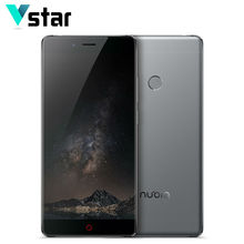 International Firmware Nubia Z11 5.5″Fingerprint Snapdragon 820 Octa Core Mobile Phone 6G/4G RAM 128G/64G ROM 16.0MP Borderless