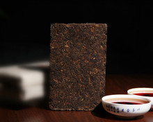 More than 20 Years Puer Tea Chinese Yunnan Old Ripe Puer 250g China Tea Health Care Pu'er Tea Brick Puerh For Weight Lose Tea(China)