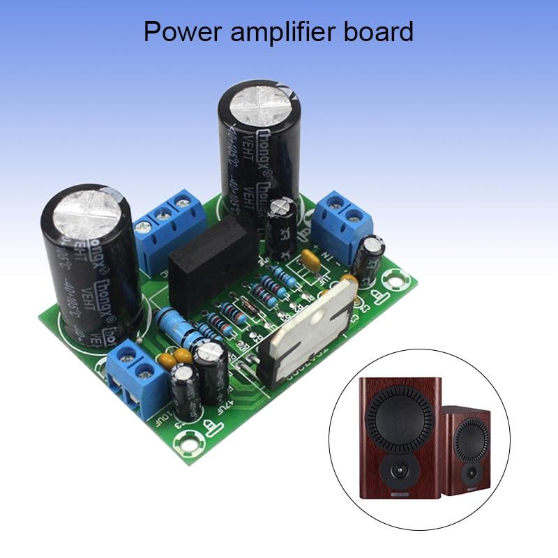 Mono Power Amplifier Board HIFI 100W Power 12-32V Amplifier Module