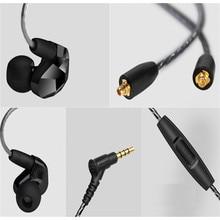 Moxpad X9 Pro Professionnel Dans L'oreille Sport Casque avec Micro pour Téléphone Portable avec la boîte de détail