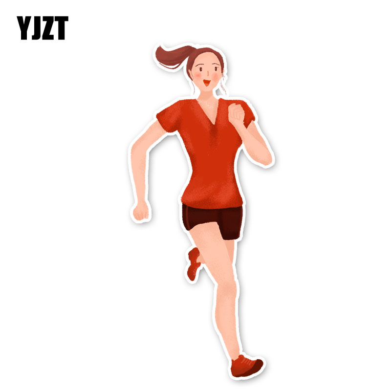 YJZT 16,7*7,1 см уникальная спортивная фотосессия для бега и экстремальных видов спорта 1011a1763