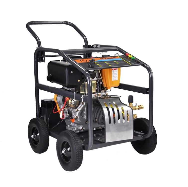 Machine à laver Diesel Ultra haute pression Machine à laver pour le nettoyage carré et routier tuyau haute pression 10 m