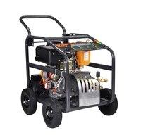 Ultra Ad Alta Pressione Lavatrice Lavatrice Diesel Per Piazza e Strada di Pulizia 10 m di Tubo Ad Alta Pressione