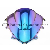 Free Shipping 3 color Windshield WindScreen For CBR1000RR 2008 2011 2009 2010 Double Bubble