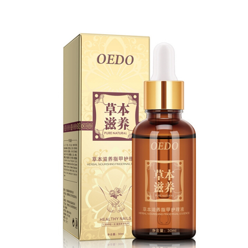 Natural Herbal Fungal Nail Repair Treatment Essential oil Hand Foot Whitening Toe Nail Fungus Removal Infection Feet Care Tool