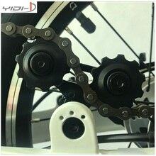 Xiaomi велосипед обратно набрать цепь колесо передачи Руководство Шкив Цепи ужесточения фитинги