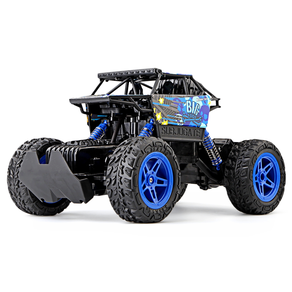Brand New RC Car 1:12 Scale 2.4G 4WD RC 25km/h Off-road Crawler Truck Vehicle Car Shockproof Climb Over Obstructions Car rc car 2 4ghz rock crawler rally car 4wd truck 1 16 scale off road race vehicle buggy electronic rc model toy 9504 yellow