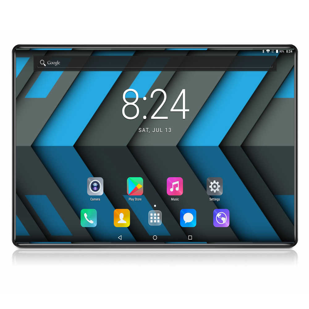2019 New 10 inch tablet Deca Core 6GB RAM+128GB Disk 1920x1200 HD IPS Wifi Google Play Android 8.1 GPS Tablet 10 Gifts