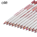 12pcs/set Professional Matte Pencil Lip Liner Pencil Waterproof Pencils For Lips Long Lasting Lipliner Pen Makeup Cosmetic Tools
