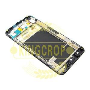 Image 2 - 100% Полный ЖК дисплей дисплей + кодирующий преобразователь сенсорного экрана в сборе для мобильного телефона ZTE Grand S2 S 2 II S251 S291 S252 S221 ЖК дисплей с рамкой Бесплатная доставка