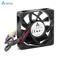 Original Delta 6015 12V 0.17A Dual Ball line CPU cooling fan AFB0612MC
