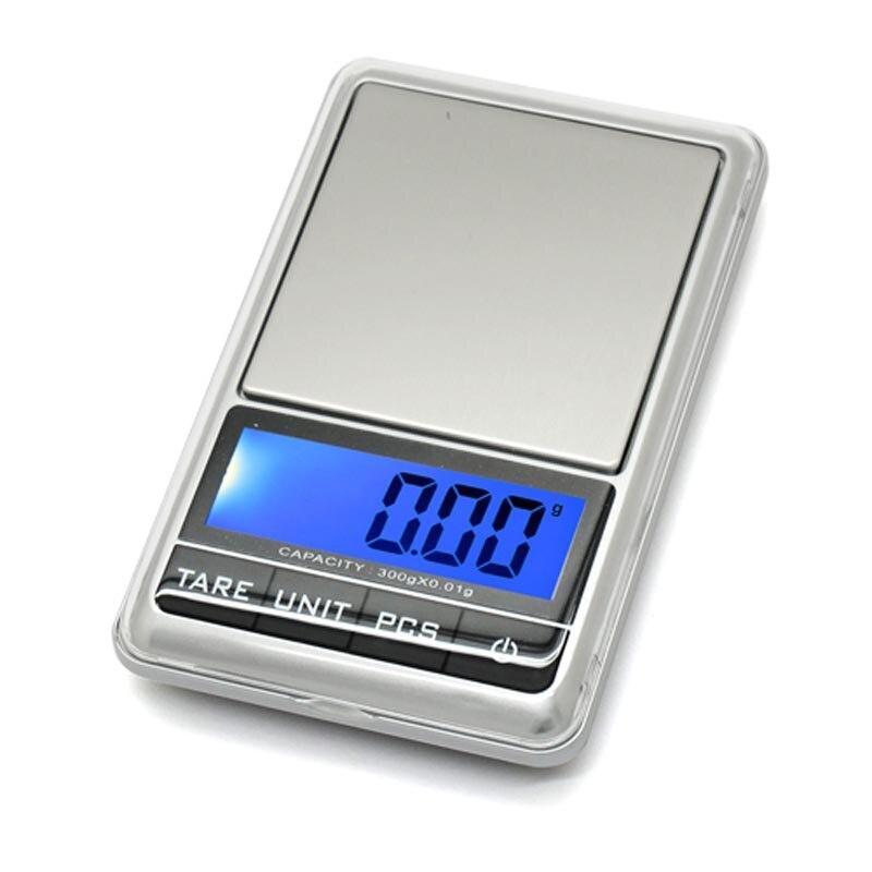 300g x mini electronic digital jewelry scale balance for Mini digital jewelry pocket gram scale