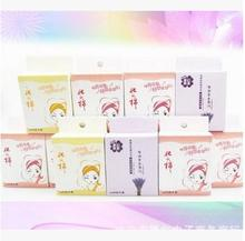 10bags 500pcs lot Maquiagem cotton coton pads makeup remover wipes cleansing refreshing type clean soft and